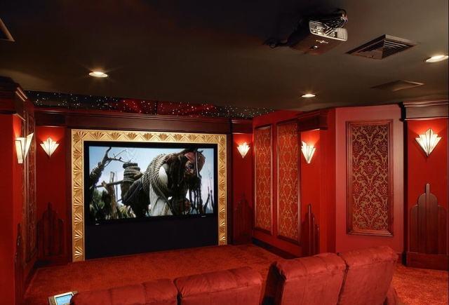 家庭影院装修设计解决方案