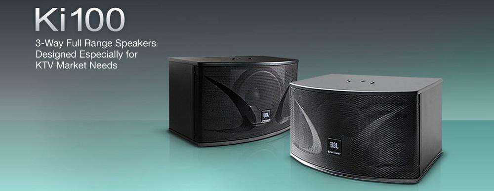 JBL ki110专业音响_家庭KTV专业音响