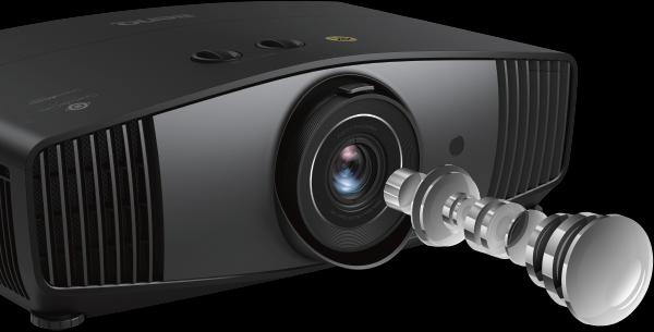 明基W5700 4k家庭影院投影机,BenQ 色准广色域家庭影院投影机
