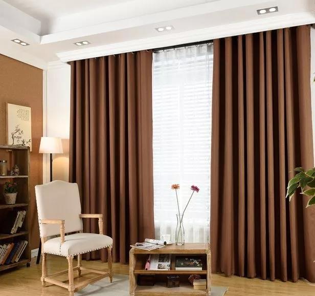 别墅智能窗帘系统