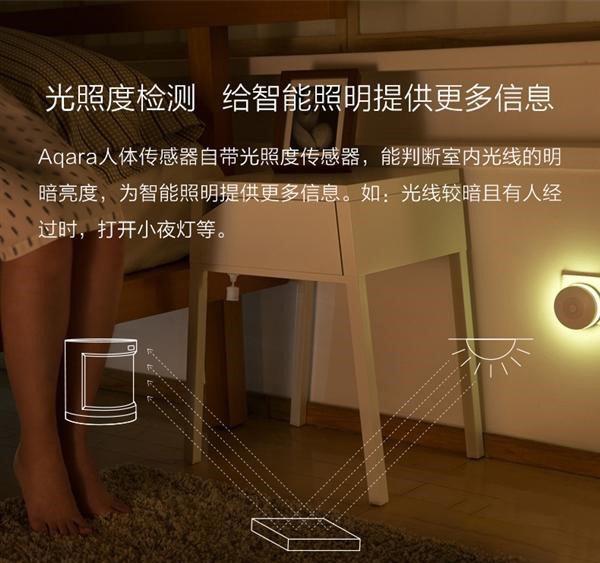小米人体传感器