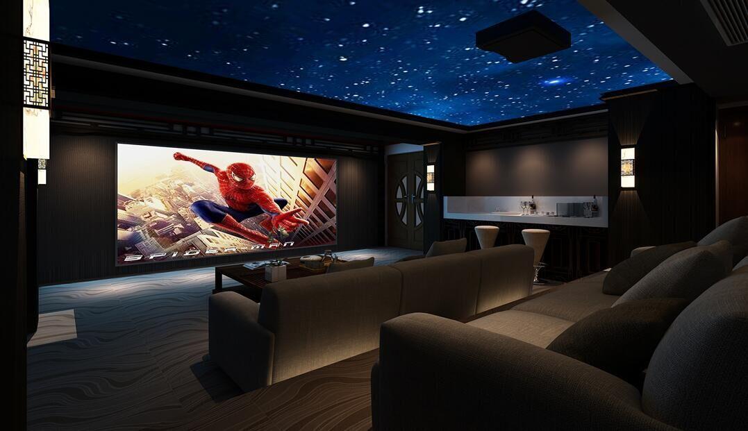 家庭影院安装