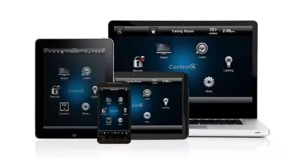 control4智能家居系统