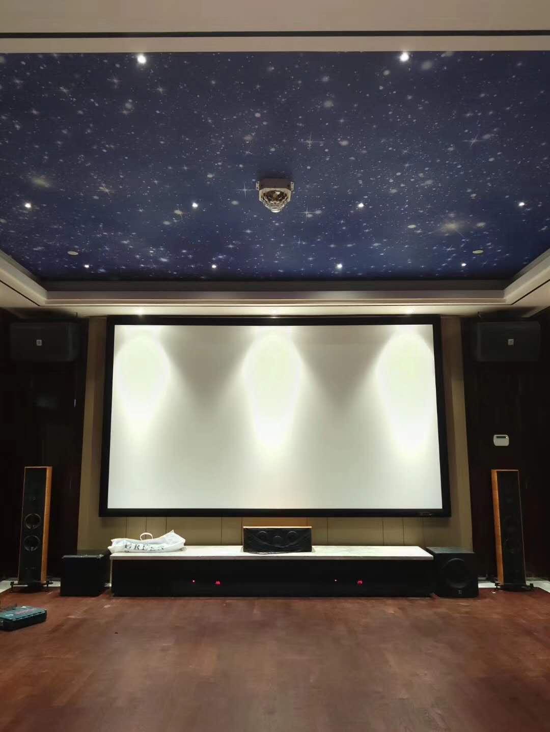 家庭影院卡拉OK系统一体化案例