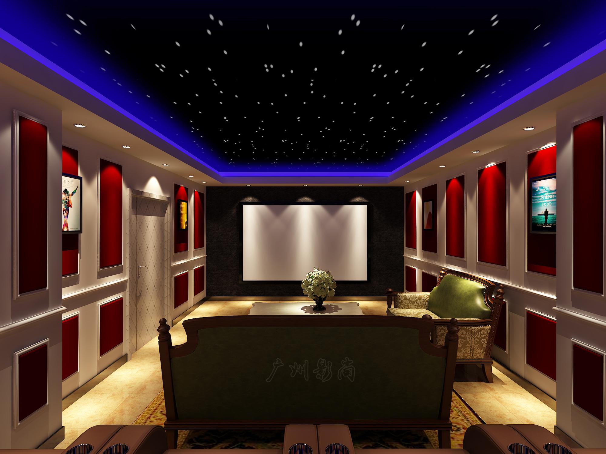 如何设计智能的家庭影院