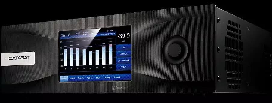 DATASAT  RS20i 16声道全景声前级处理器