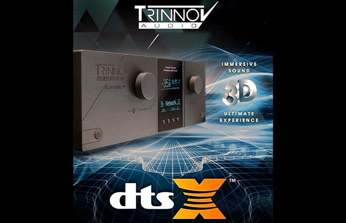 Trinnov Altitude32 16声道全景声前级处理器