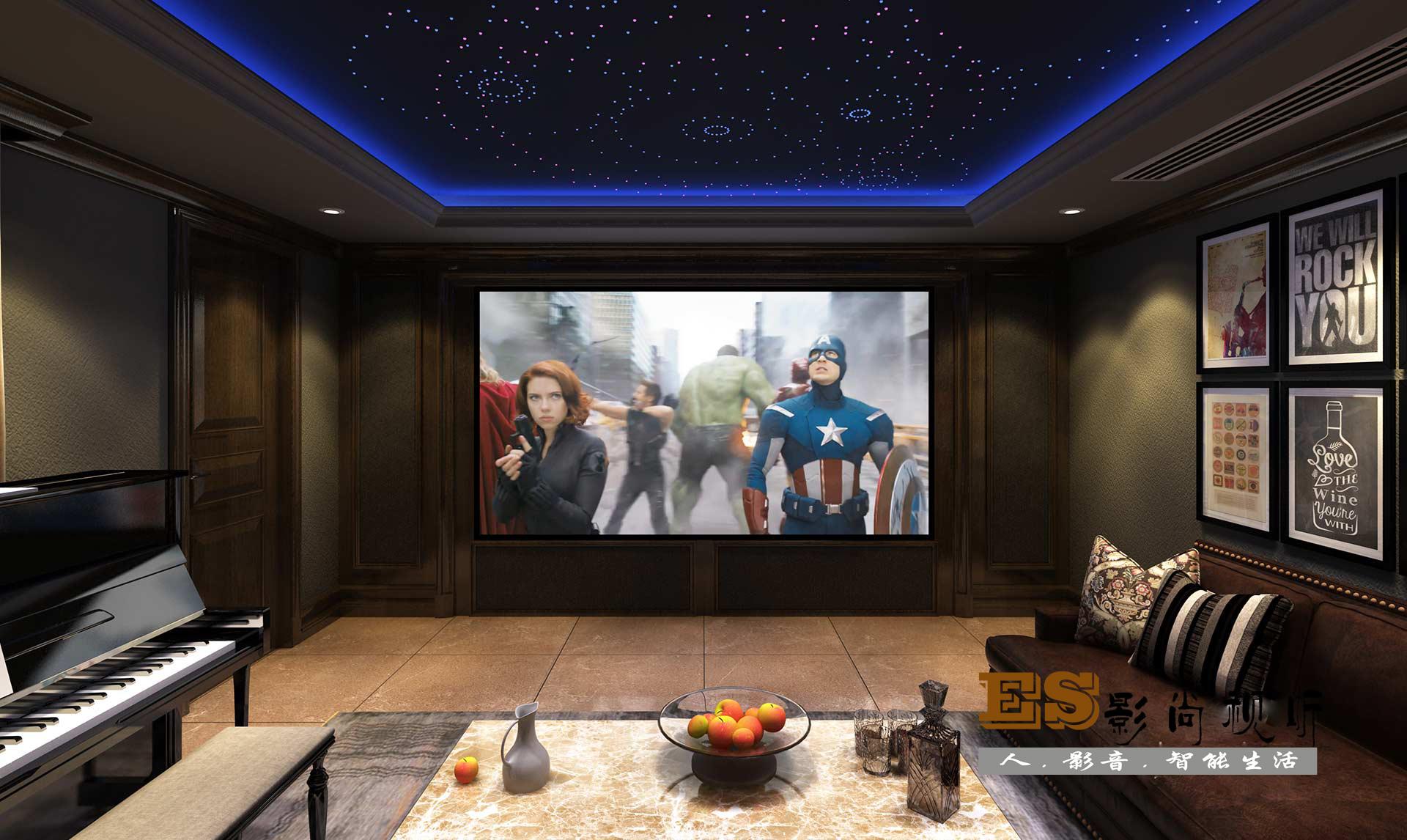 智能家庭影院定制安装一定要考虑的几大问题