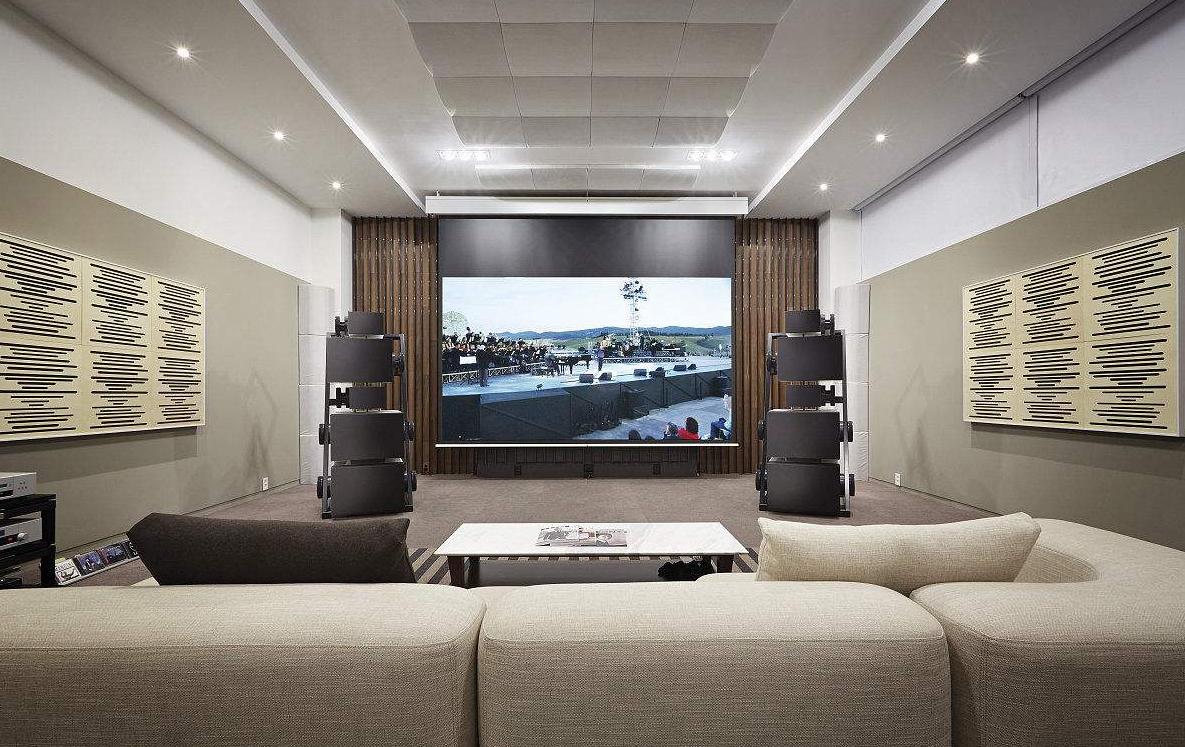 家庭影院音响低音炮怎么调试最佳效果