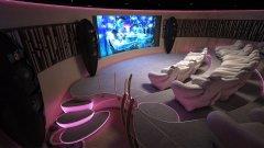 顶级私人家庭影院装修设计效果图分享