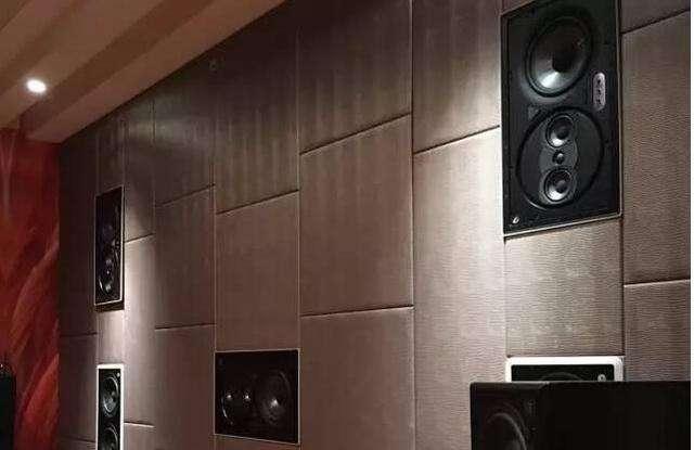 嵌入式家庭影院音箱