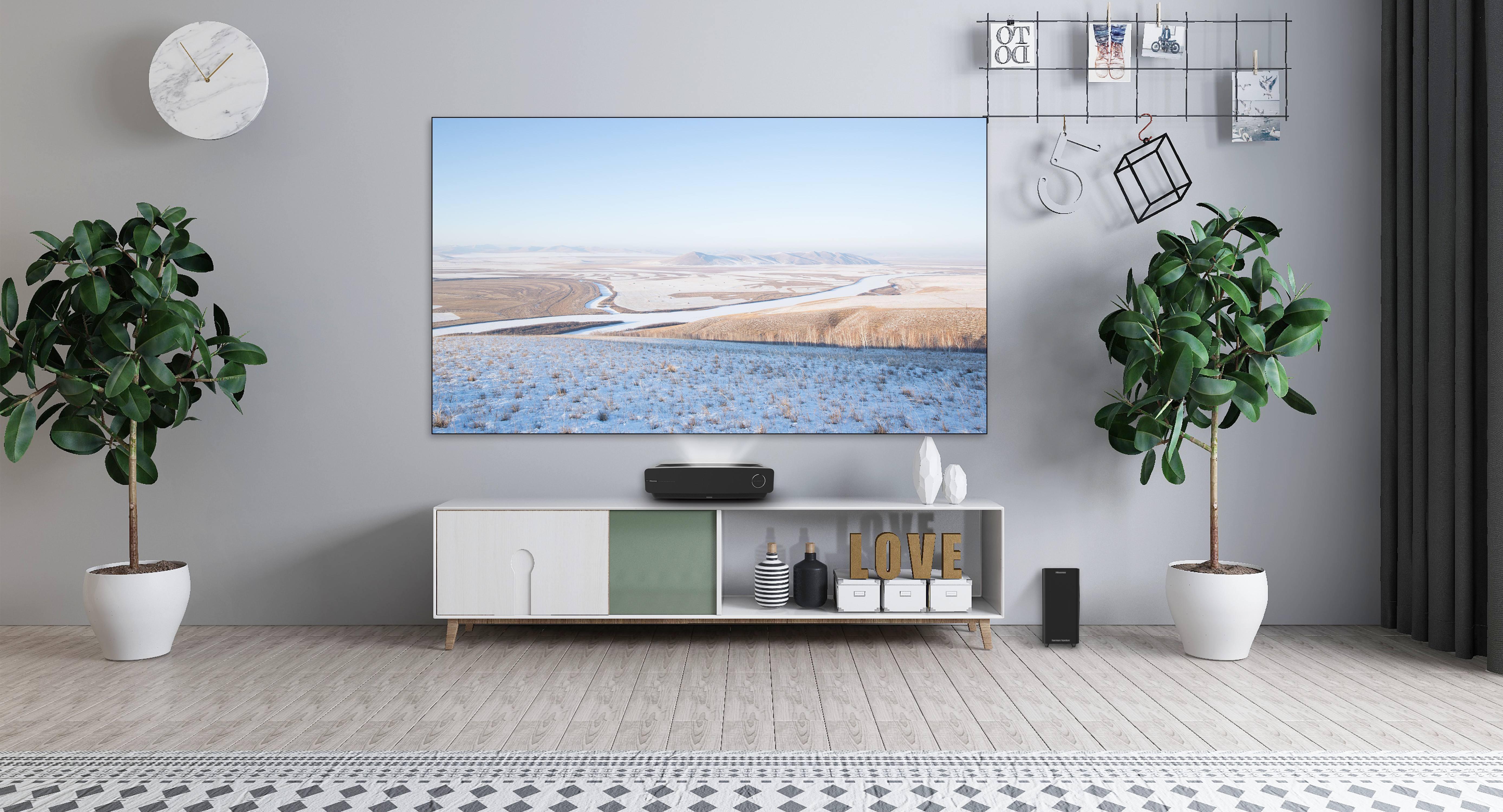 什么是激光电视