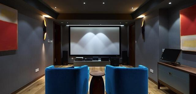 选择家庭影院定制设计服务