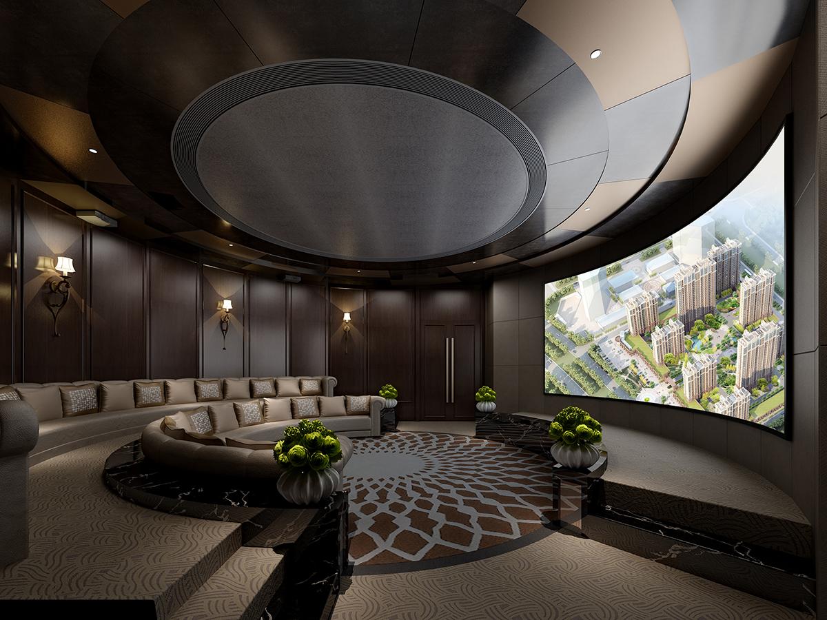 高端私人家庭影院配置方案推荐