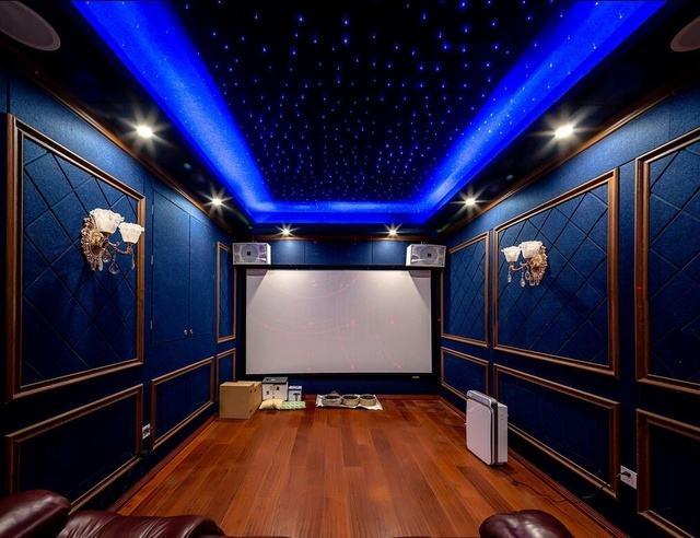 家庭影院装修设计