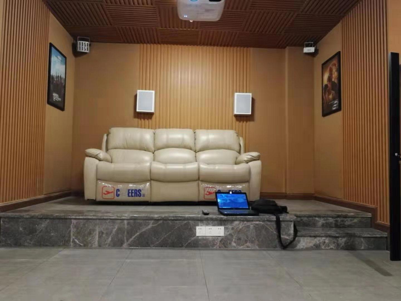 广州星河丹堤全景声5.2.2家庭影院装修设计案例